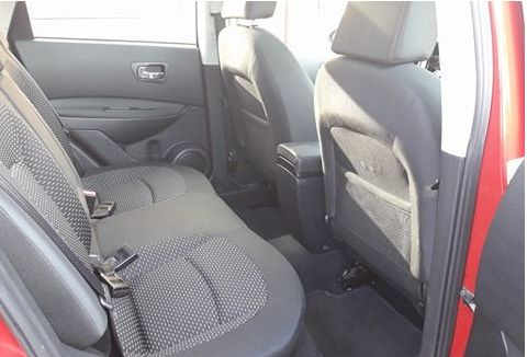 Utilizat Nissan Qashqai 2008 full
