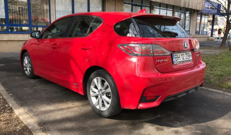 Utilizat Lexus CT 2016 full