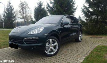 Utilizat Porsche Cayenne 2011