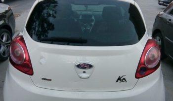 Ford KA 1.3 TDCI diesel full