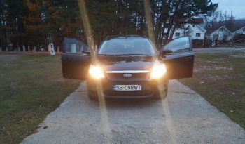 Ford Focus Facelift 1.8 TDCi