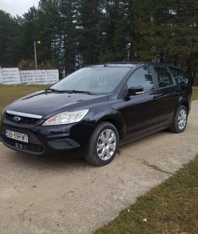 Ford Focus Facelift 1.8 TDCi full