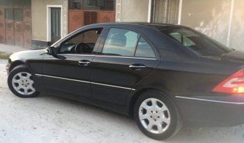 Mercedes Benz c200 Kompresor full
